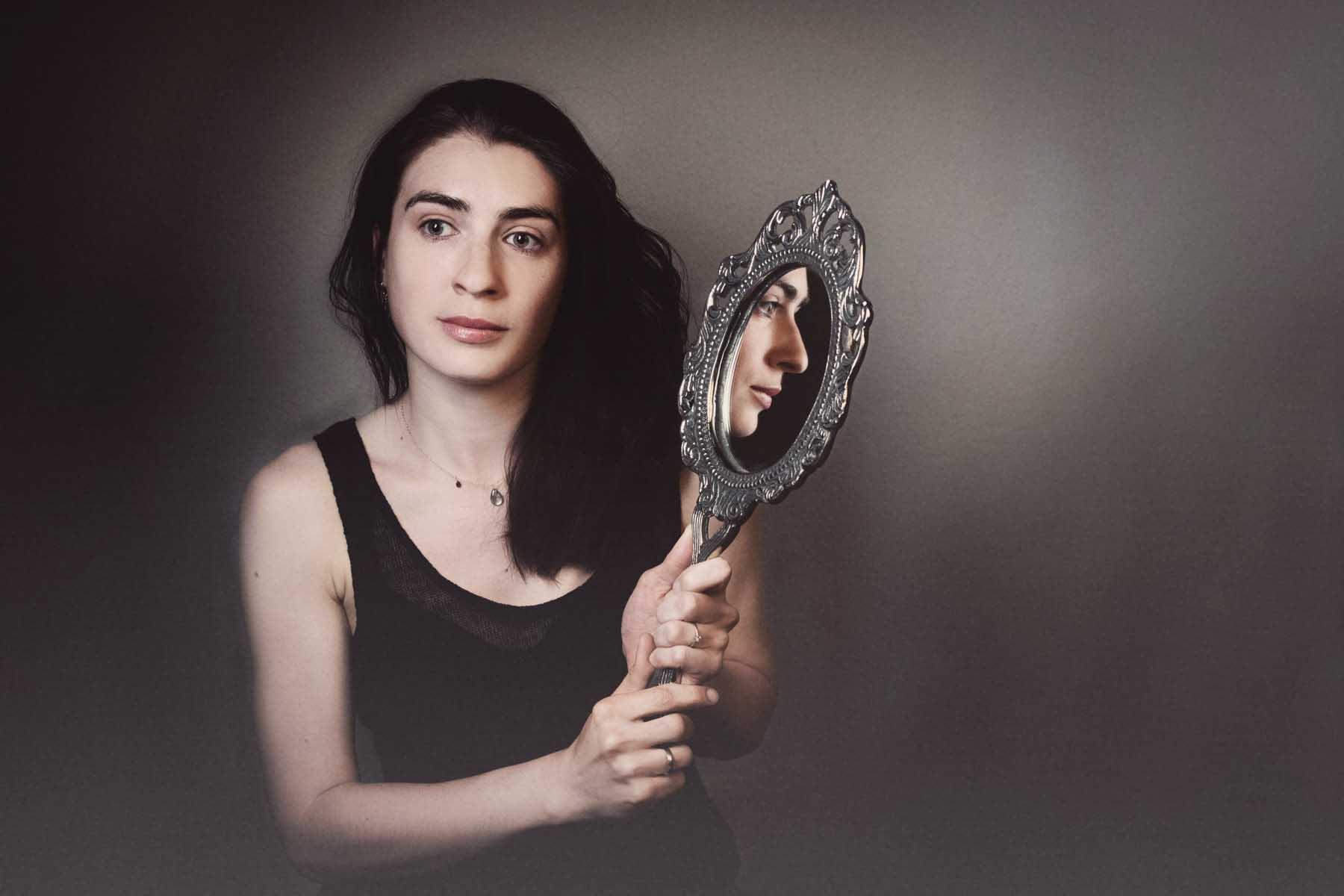 künstlerische Portraitfotografie in Vorarlberg von Ihrer Fotografin Frederike Aiello