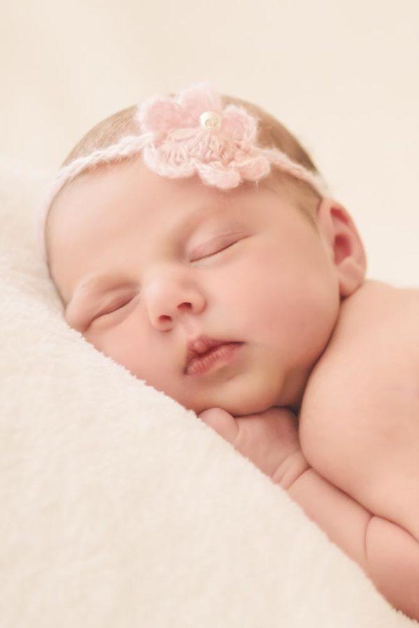 Neugeborenenfotografie Amelie II