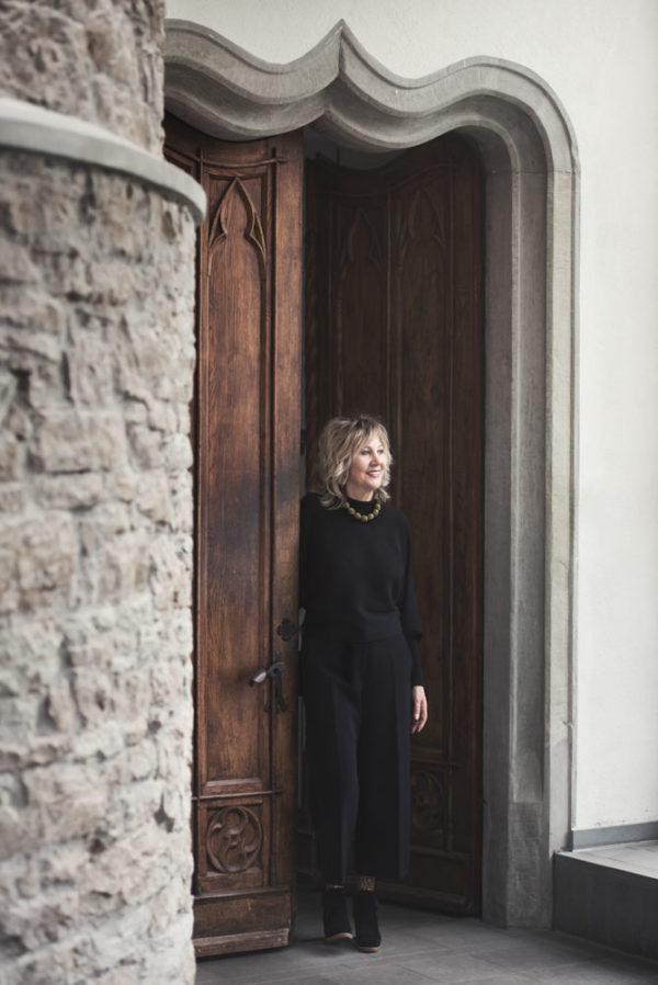 Portraitfotografie Evelyn Brandt Schriftstellerin